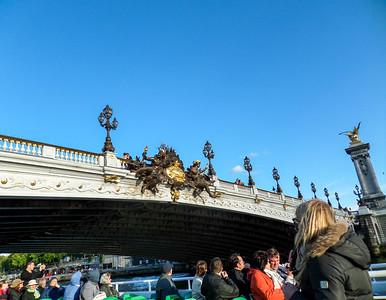 Paris: Sightseeing River Cruise