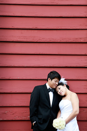 {Eunice & Sungjin} Bridal Session