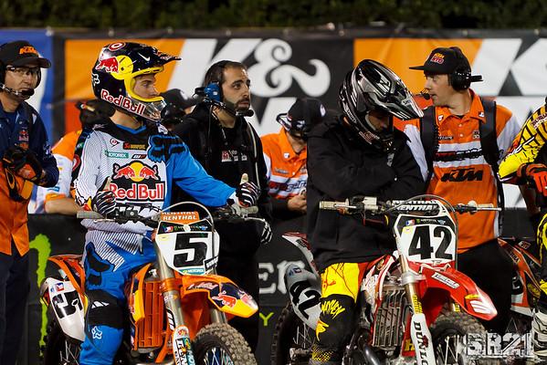 2013 Anaheim 3 Sx | 450 Main Event
