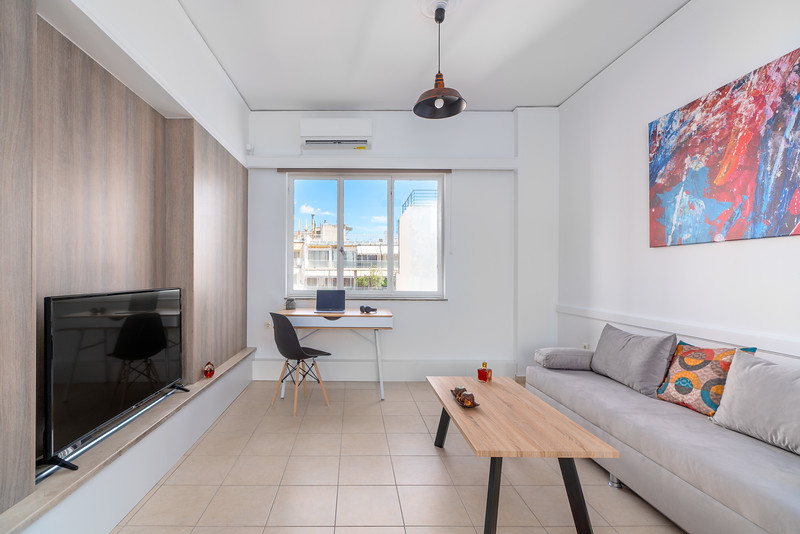 APARTMENT, Exarhia, Athens