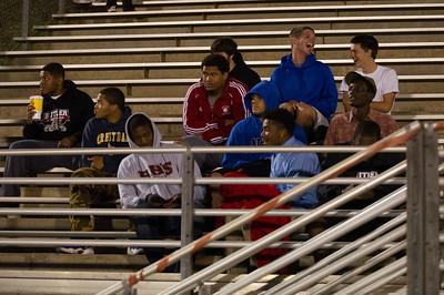 2013-11-07 BHS JV Football VS Independence