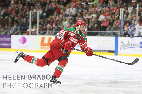Cardiff Devils vs Fife Flyers 18-09-16