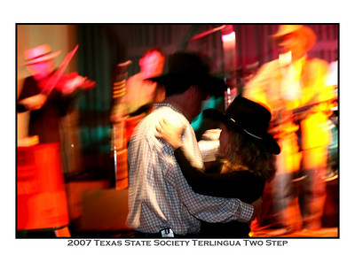 2007 Texas State Society Terlingua Two-Step