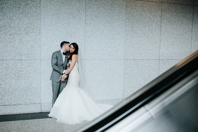 Brittney & Tim's Wedding at The Petroleum Club of Houston - Second Photographer for Ron Dillon