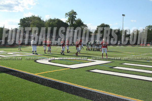 2012 Red Bank Catholic Freshmen Scrimmage Vs Bergen Catholic
