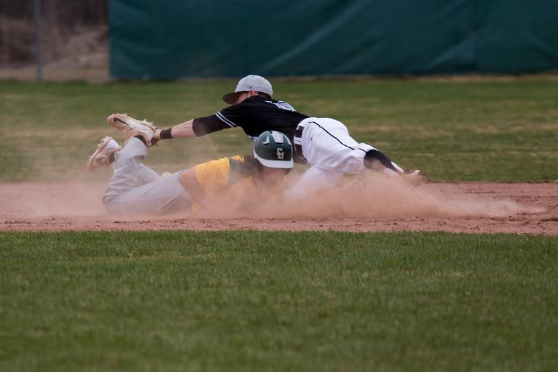 Clarkson Athletics: Men Baseball vs. Bard. Game 4.