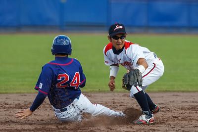 Japan - Chinese Tapei (13-07-2012)