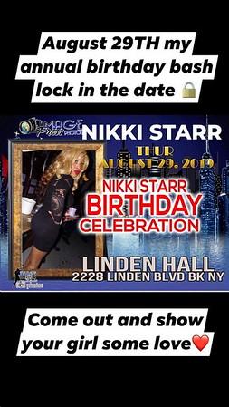 """NIKKI STARR """"BIRTHDAY BASH""""(0)"""