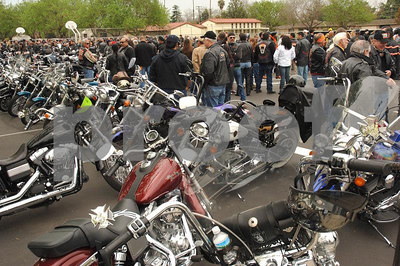 16th Annual Motorcycle Blessing CLOVIS, CA