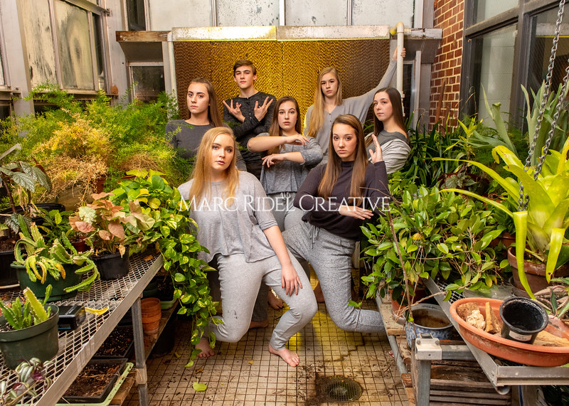 Broughton dance green house photoshoot. November 15, 2019. MRC_6732