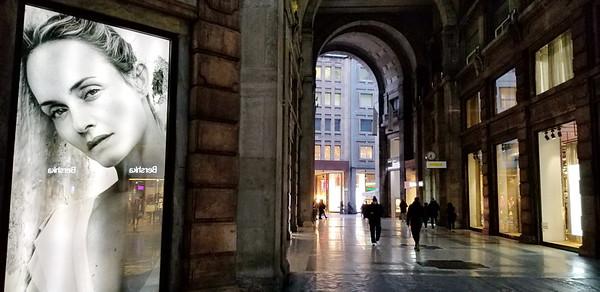 Milan Storefronts