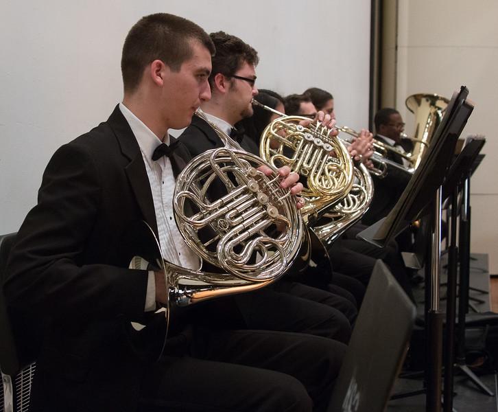Nick Scacel, Logan Dorman -- Hopkins Symphony Orchestra, April 2017