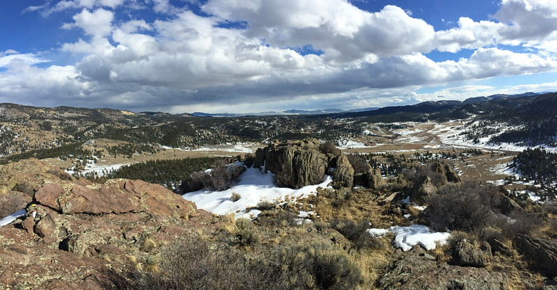 Castle Rock, Chaffee County