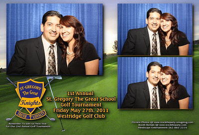 St. Gregory The Great School 1st Annual Golf Tournament