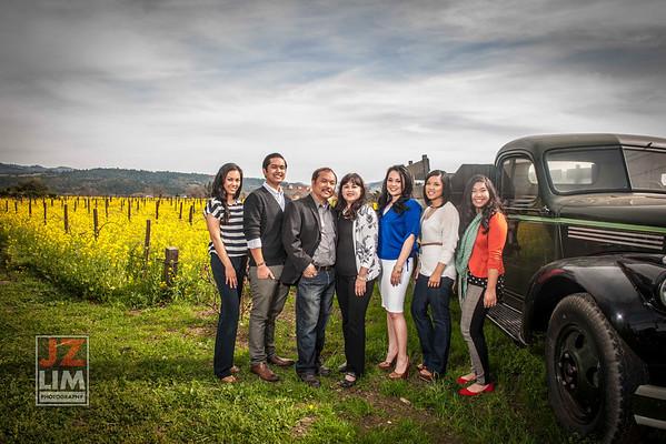 Camerino Family Napa Destination