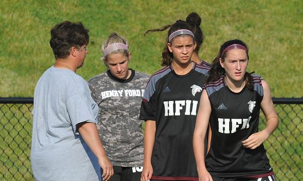 MD Henry Ford v Grand Blanc Girls soccer D1 semi-final #2