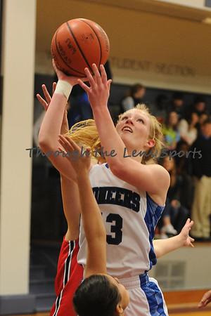 Western Mennonite vs. Santiam Girls HS Basketball