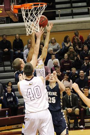 Calvin vs. Trine Men's Basketball