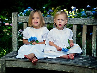 Ellie & Haynes Spring 2010