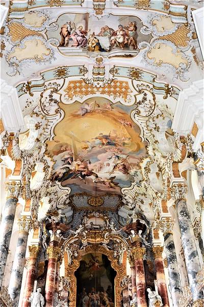 Weiskirche Ceiling