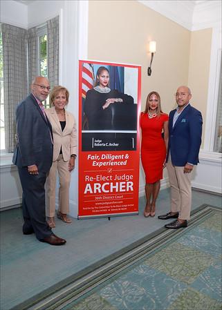 Judge Roberta Archer's Reception @DGC