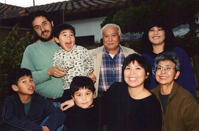 12-30-1999 Tad & Bitsy Mukaihata, Gail & Anna
