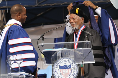 2015  Howard University Commencement (Part I)