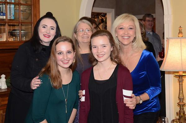 2016 - Asbury Choir Christmas Party