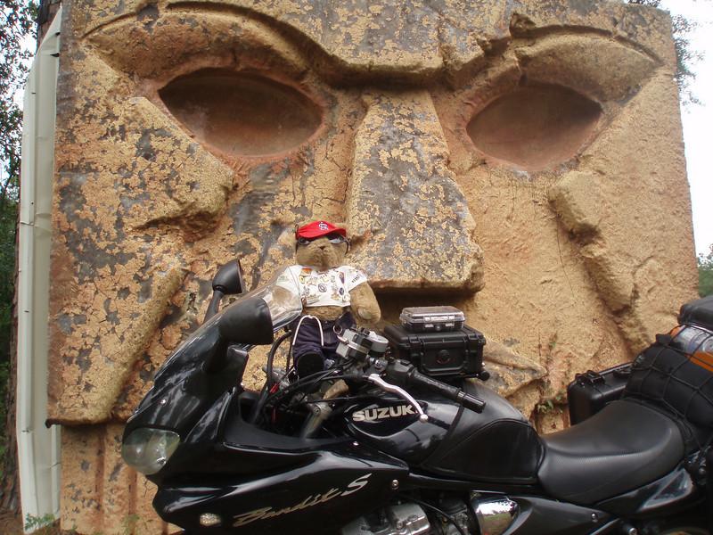 Chip, The Mayan god of PANCAKES