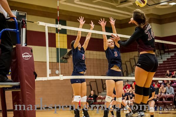 Volleyball SHS vs MMHS 9-10-13