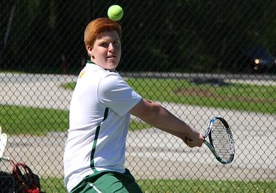 BBA Boys Varsity Tennis vs RHS photos by Gary Baker