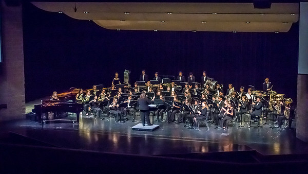 3/25/2015 Wind Ensemble I - Pre-UIL Concert
