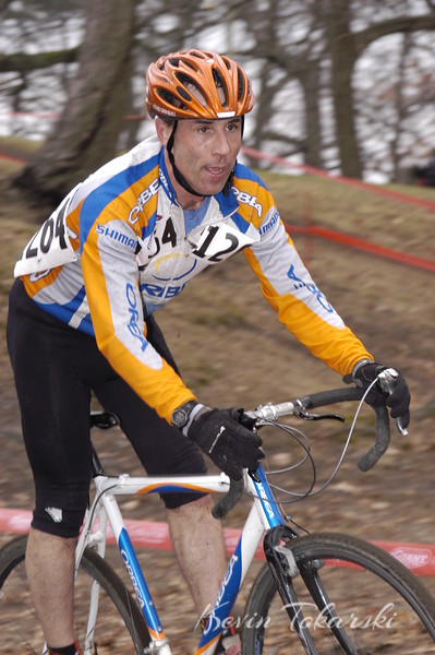 2006 Cyclocross Nationals, December 15, 2006 - Men Master 45-49