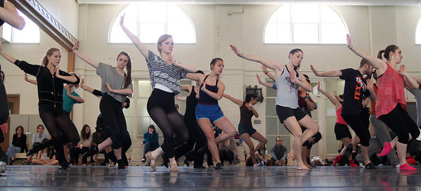West Side Story Dance Master Class