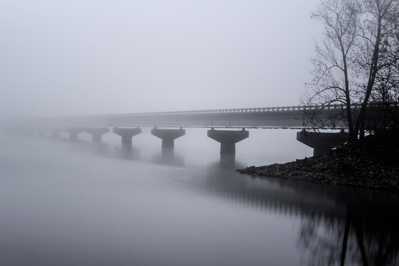 11.30.18 - Beaver Lake: HWY 12 Bridge