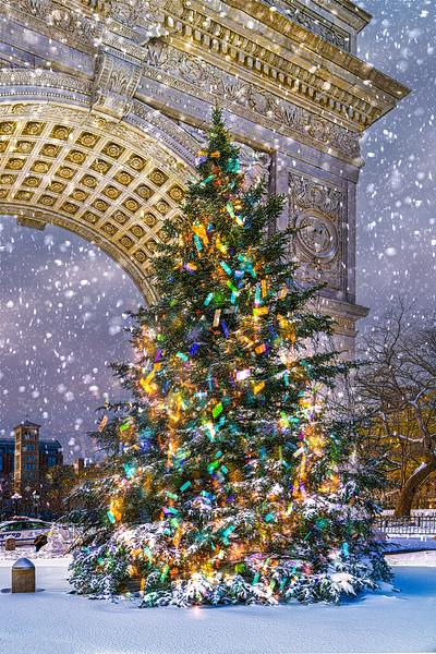 Christmas In New York City