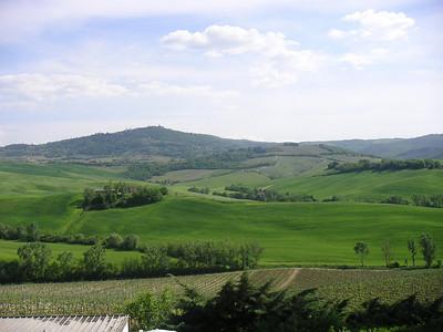 Tuscany ~ Cortona, May 7-15, 2008