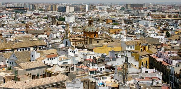Seville, July, 2004