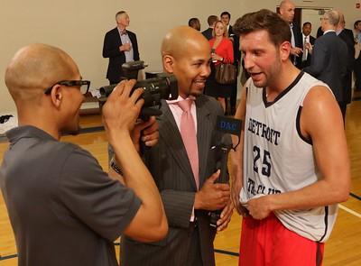 DAC Basketball Champ. Game 2015