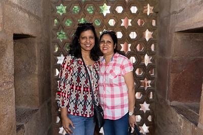 Delhi Darshan with Rakesh and Rina