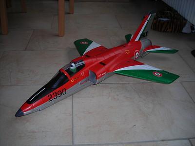 AMX jet