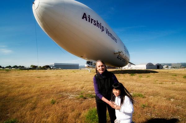 Zeppelin Eureka tour of SF Bay