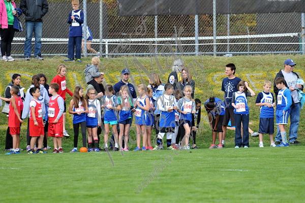3rd - 4th Grade  CYO Cross Country 2015
