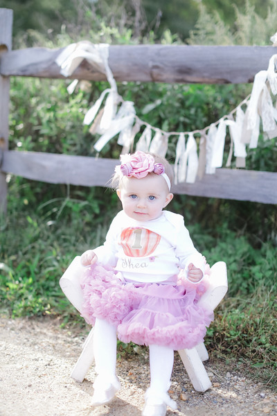 Thea One Year