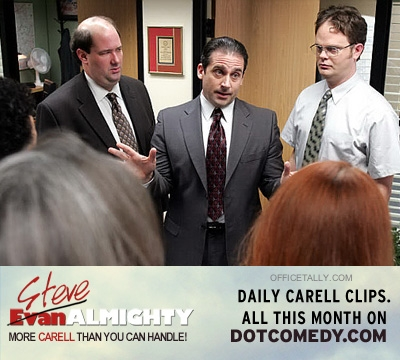 The Office Steve Carell