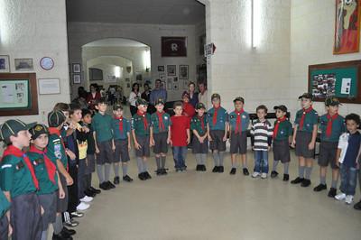 Investiture Ceremony Nov 2010 - Thursday 4th Nov 2010