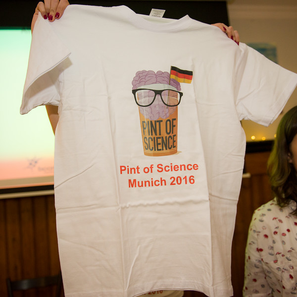 Pint of Science Munich 2016