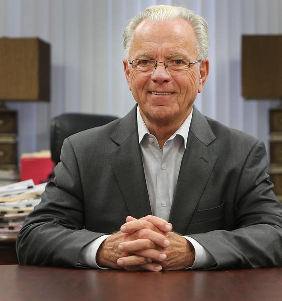 Bill Bartman of of CFS II in Tulsa.