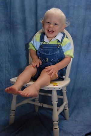 Ethan B - 1 year!