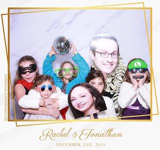 Rachel and Jonathan